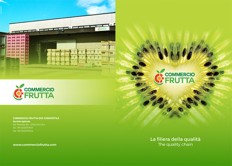 New Commercio Frutta's business image